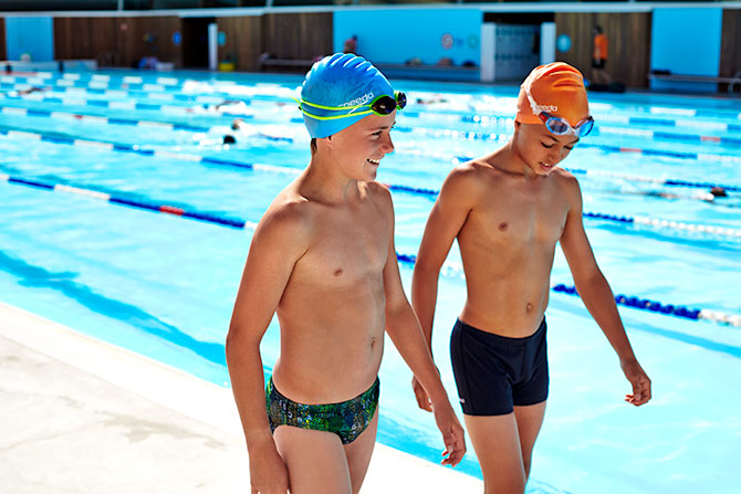Speedo National 2014 Campaign Kids Tomasz Machnik