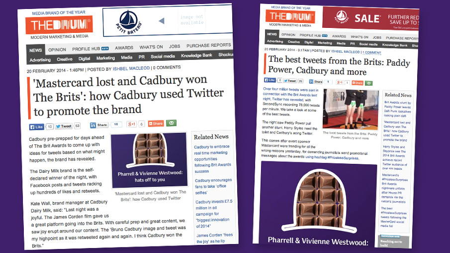 brand management of cadbury Here are the top 25 brand manager profiles at cadbury on linkedin get all the articles, experts, jobs, and insights you need.